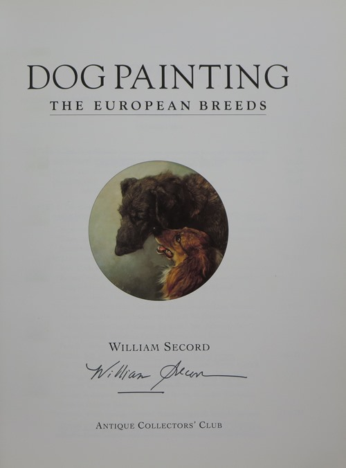 Image for Dog Painting: The European Breeds