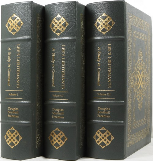 Image for Lee's Lieutenants: A Study in Command: Three Volumes