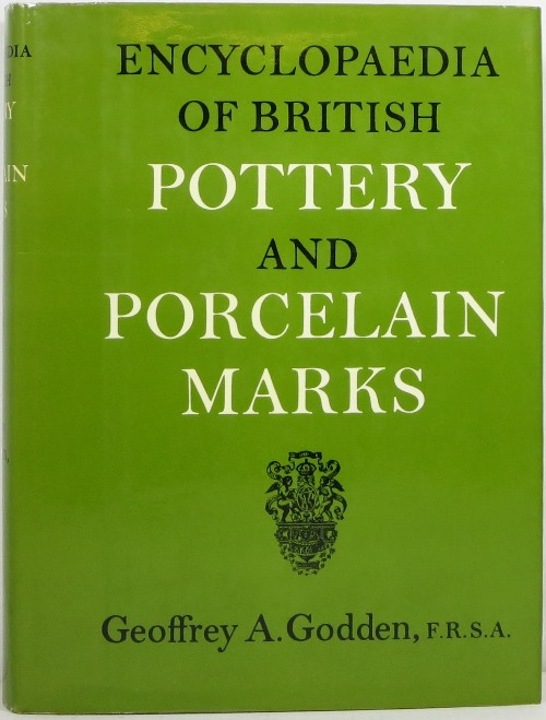 Image for Encyclopaedia of British Pottery and Porcelain Marks