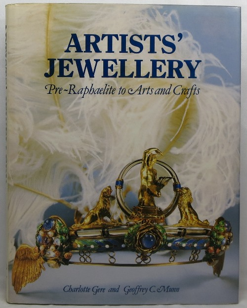Image for Artists' Jewellery: Pre-Raphaelite to Arts and Crafts
