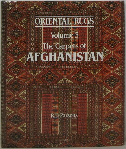 Image for Oriental Rugs: Volume 3 The Carpets of Afghanistan