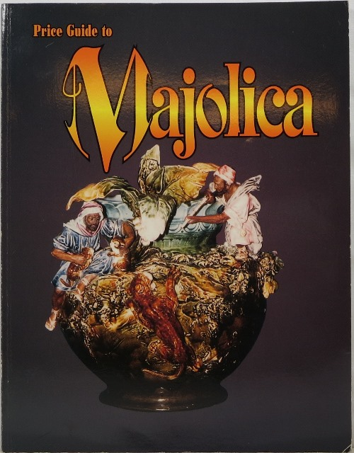 Image for Price Guide to Majolica