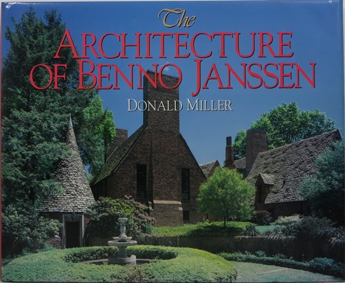 Image for The Architecture of Benno Janssen