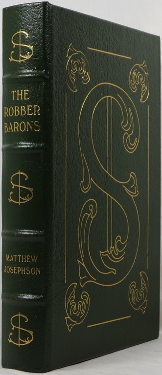 Image for The Robber Barons: The Great American Capitalist, 1861-1901