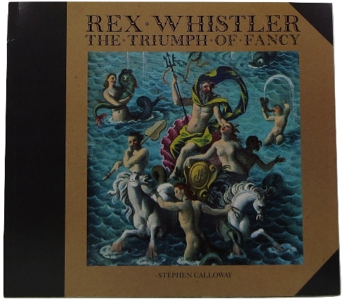 Image for Rex Whistler: The Triumph of Fancy