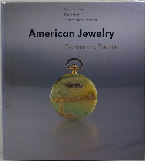 Image for American Jewelry: Glamour and Tradition