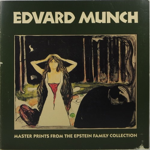 Image for Edvard Munch: Master Prints from the Epstein Family Collection