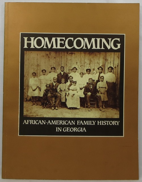 Image for Homecoming: African-American Family History in Georgia