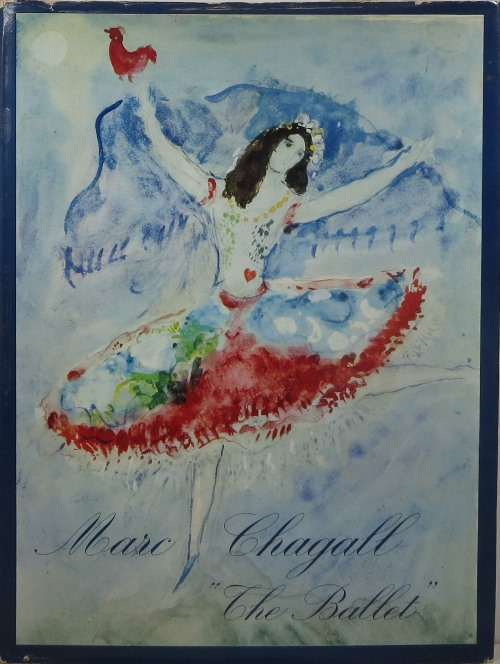 Image for Marc Chagall: Drawings and Water Colors for the Ballet