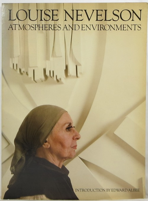 Image for Louise Nevelson: Atmospheres and Environments