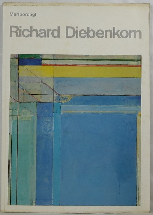 Image for Richard Diebenkorn: The Ocean Park Series: Recent Work, December 6-27, 1975