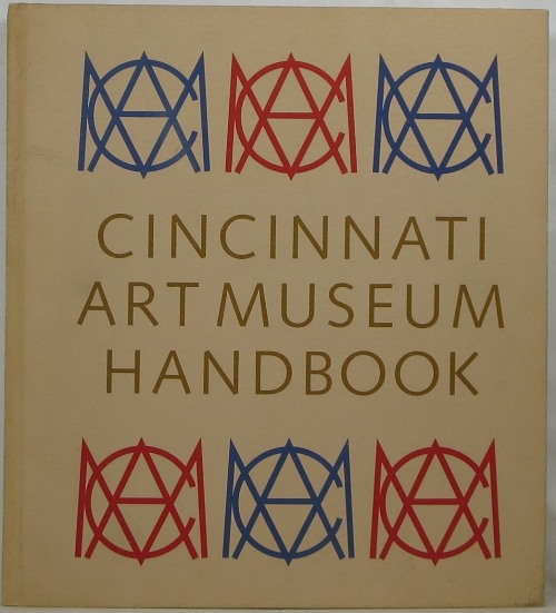 Image for Cincinnati Art Museum Handbook