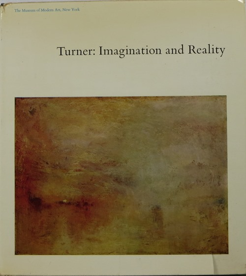 Image for Turner: Imagination and Reality