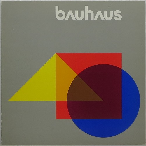 Image for Bauhaus: A Publication for the Travelling Exhibition, Bauhaus, of the Institute for Foreign Cultural Relations