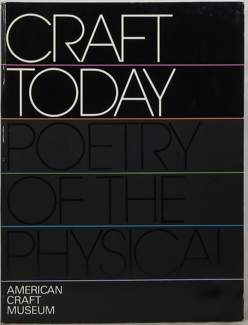 Image for Craft Today: Poetry of the Physical
