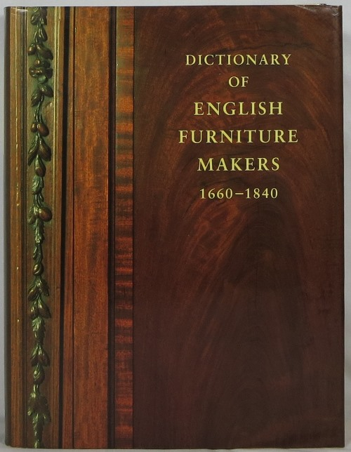 Image for Dictionary of English Furniture Makers 1660-1840