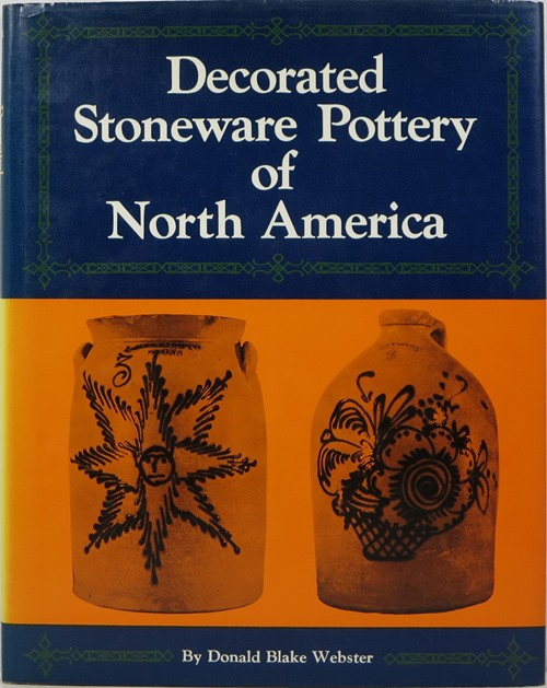 Image for Decorated Stoneware Pottery of North America