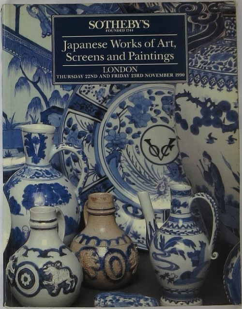 Image for Japanese Works of Art, Screens and Paintings, London, November 22-23, 1990