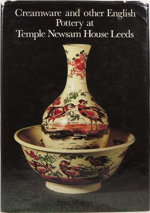 Image for Creamware and Other English Pottery at Temple Newsam House Leeds