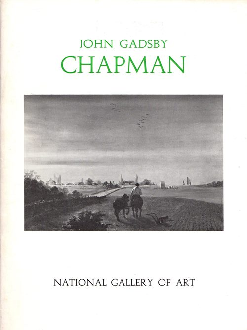Image for John Gadsby Chapman: Painter and Illustrator