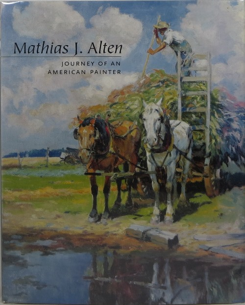 Image for Mathias J. Alten: Journey of An American Painter