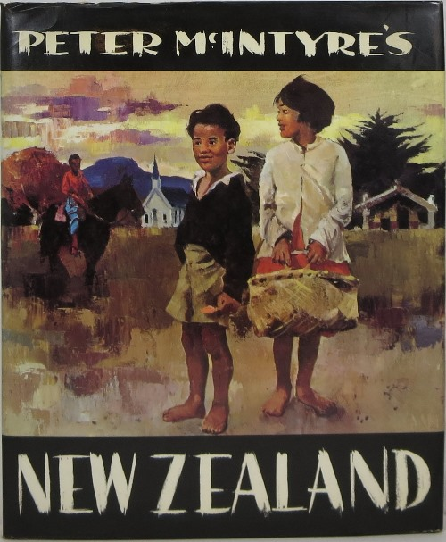 Image for Peter McIntyre's New Zealand
