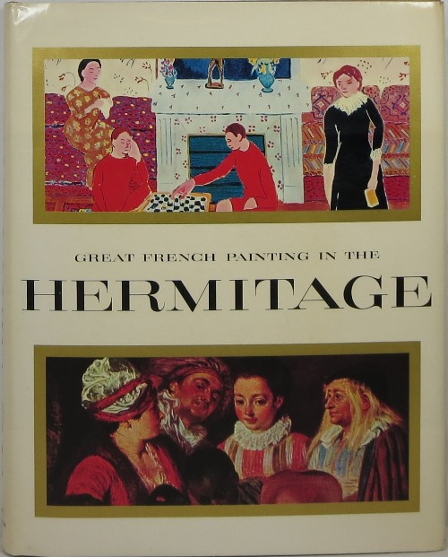 Image for Great French Painting in the Hermitage