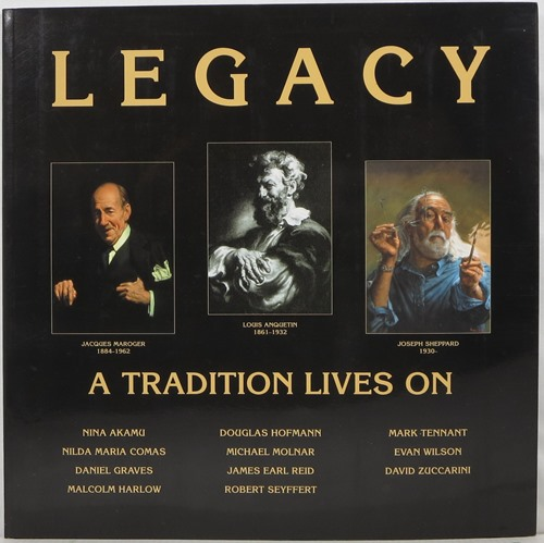 Image for Legacy: A Tradition Lives On: Four Generations of Artists