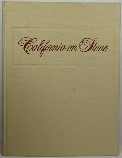 Image for Currier & Ives (2 volumes); America on Stone; California on Stone -- 4 Volume Set