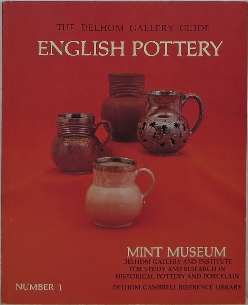 Image for The Delhom Gallery Guide English Pottery