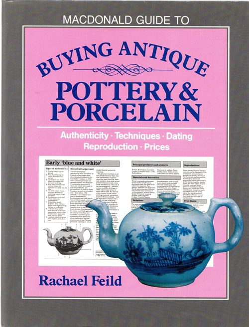 Image for MacDonald Guide to Buying Antique Pottery & Porcelain