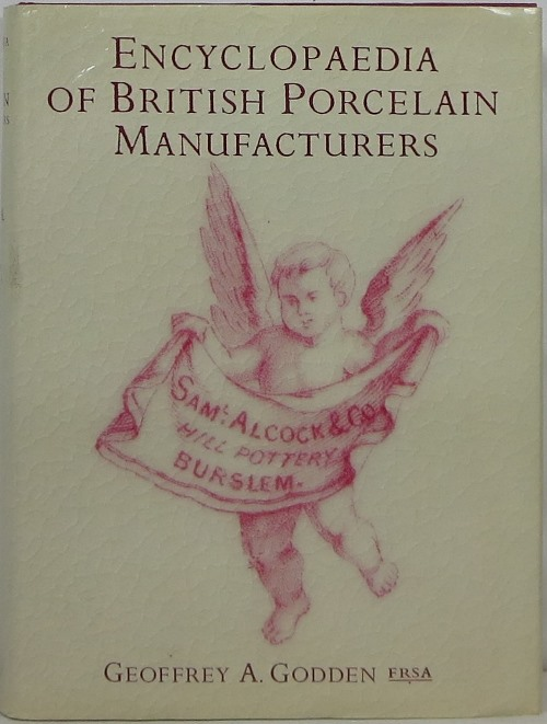 Image for Encyclopaedia of British Porcelain Manufacturers