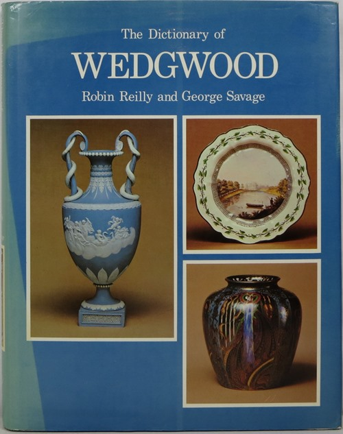 Image for The Dictionary of Wedgwood