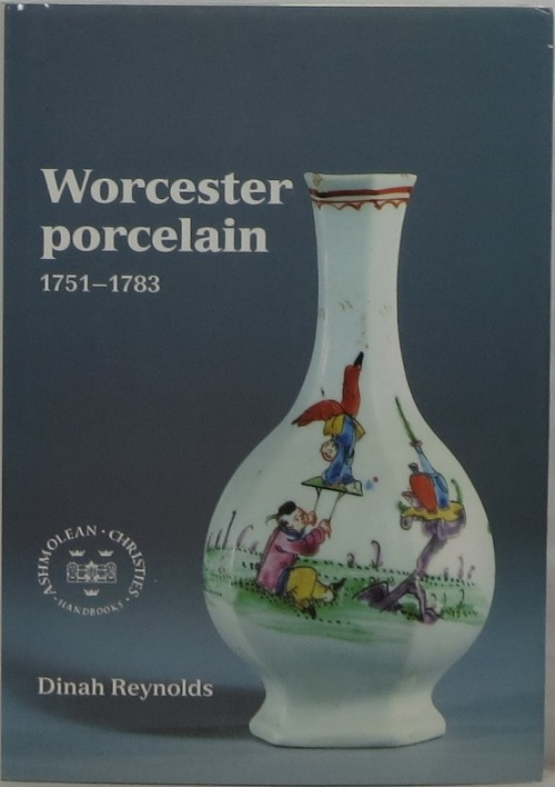 Image for Worcester Porcelain 1751-1783