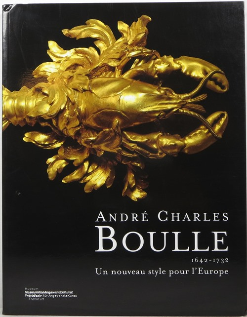Image for André Charles Boulle (1642-1732)
