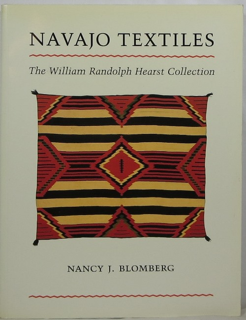 Image for Navajo Textiles: The William Randolph Hearst Collection