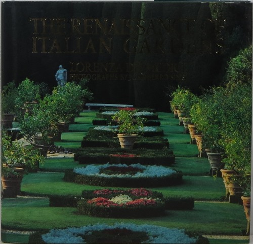 Image for The Renaissance of Italian Gardens