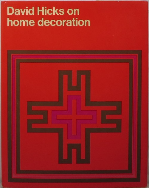 Image for David Hicks on Home Decoration