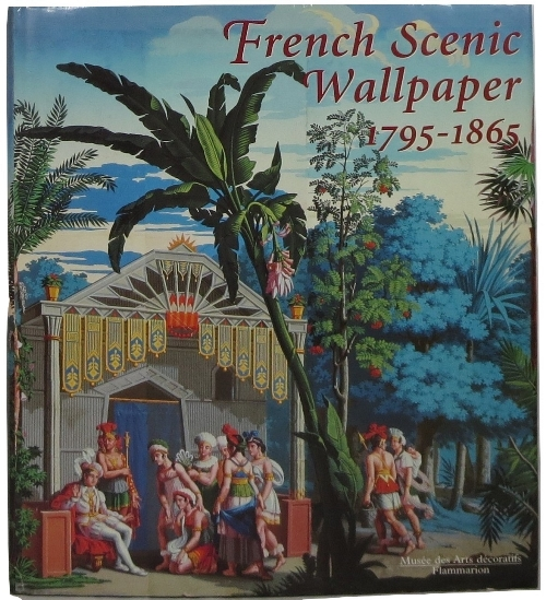Image for French Scenic Wallpaper 1795-1865