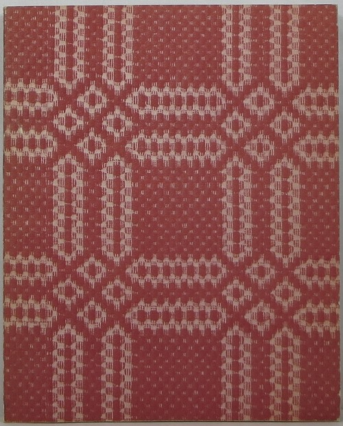Image for Coverlets: A Handbook on the Collection of Woven Coverlets in the Art Institute of Chicago