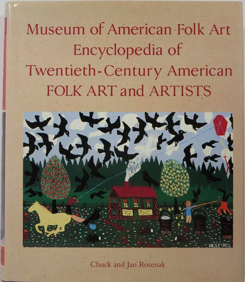 Image for Museum of American Folk Art Encyclopedia of Twentieth-Century American Folk Art and Artists