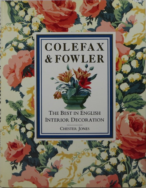 Image for Colefax & Fowler: The Best in English Interior Decoration