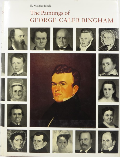 Image for The Paintings of George Caleb Bingham: A Catalogue Raisonné