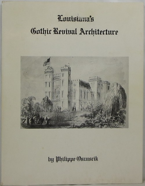 Image for Louisiana's Gothic Revival Architecture