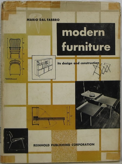 Image for Modern Furniture: Its Design and Construction