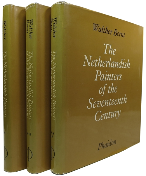 Image for The Netherlandish Painters of the Seventeenth Century: 3 Volume Set