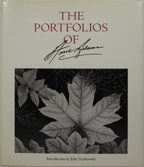 Image for The Portfolios of Ansel Adams