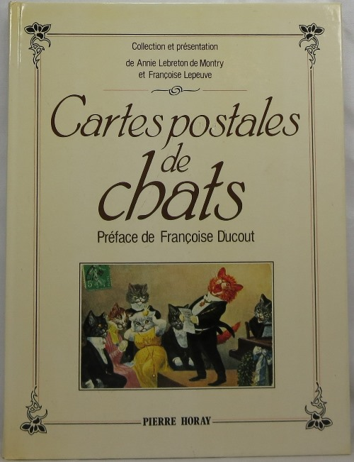 Image for Cartes Postales de Chats