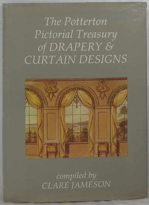 Image for The Potterton Pictorial Treasury of Drapery & Curtain Designs