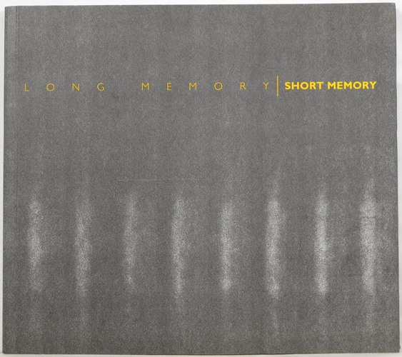Image for Long Memory / Short Memory: Ten Artists from Israel